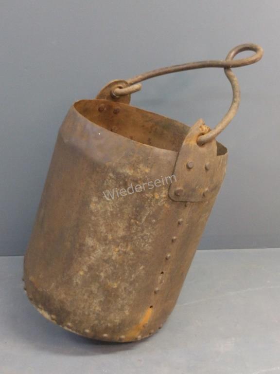 Industrial Metal Bucket