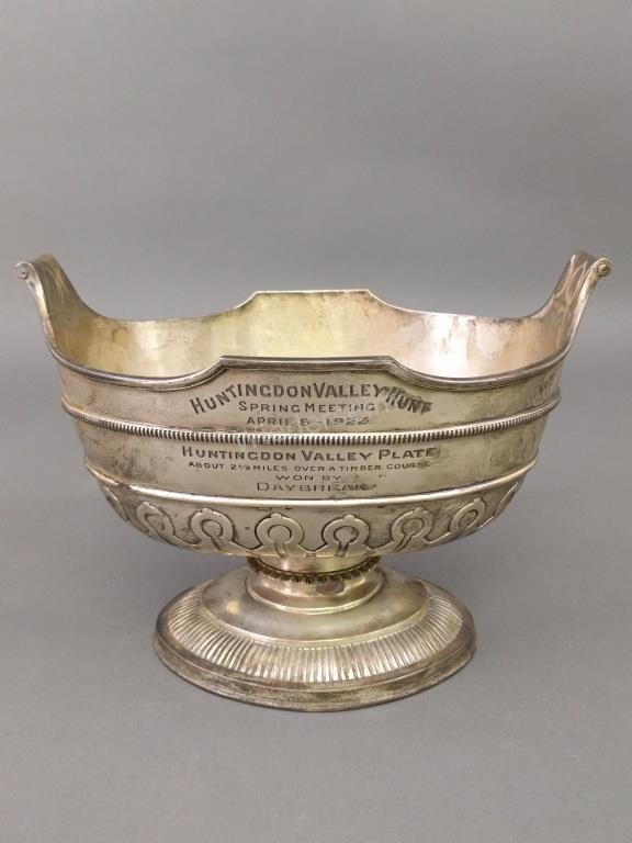 English Silver Trophy