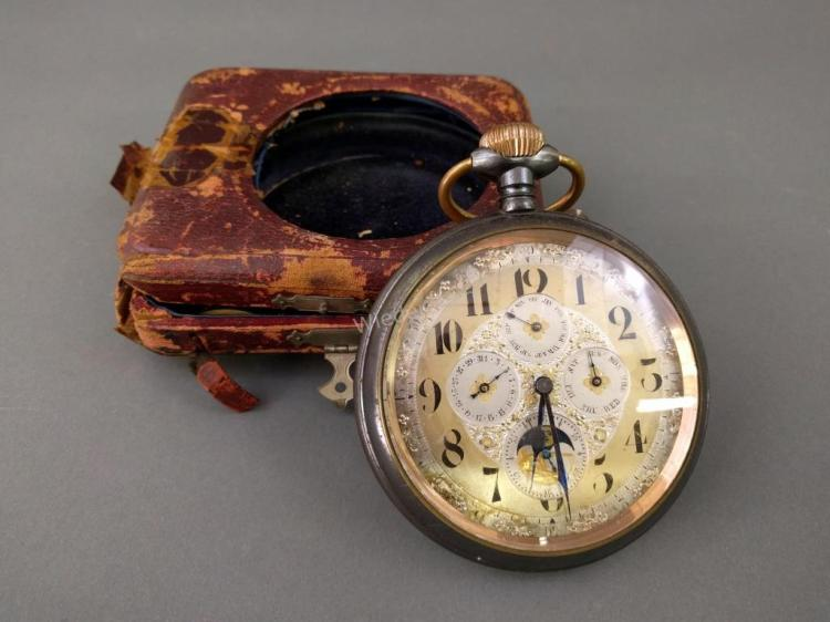 Traveling Pocket Watch