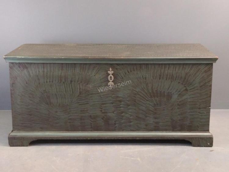 Pennsylvania Poplar Blanket Chest