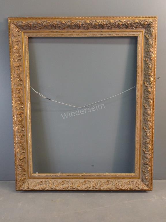 Contemporary Gilt Frame