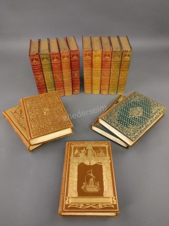 Fifteen Volumes of Norroena Classics