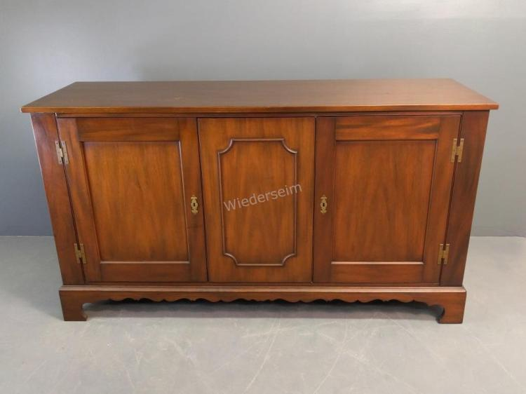 Kittinger Williamsburg Mahogany Sideboard
