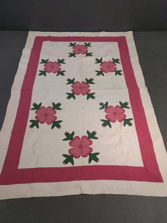 Pair of Quilts