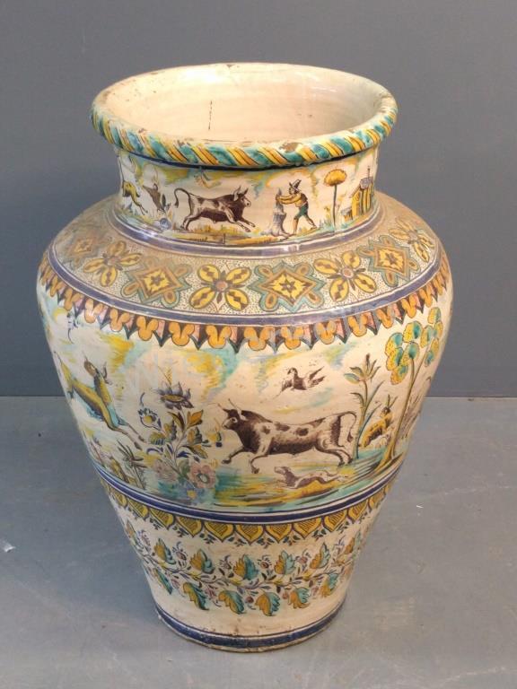 Palace Size Italian Vase
