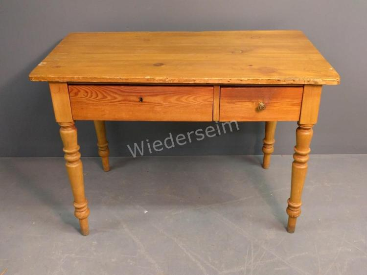 Country Pine Kitchen Table