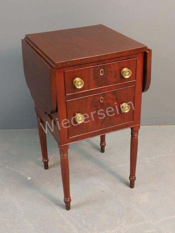 Sheraton Mahogany Table