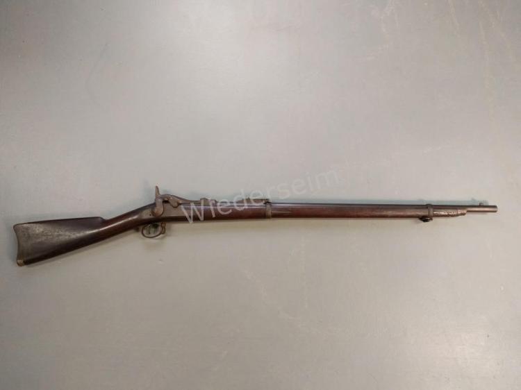 Trapdoor Musket