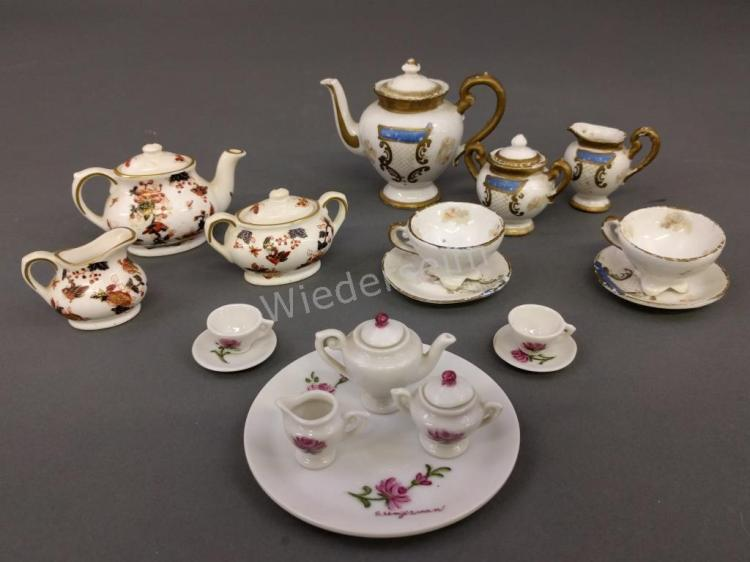 Miniature Porcelain