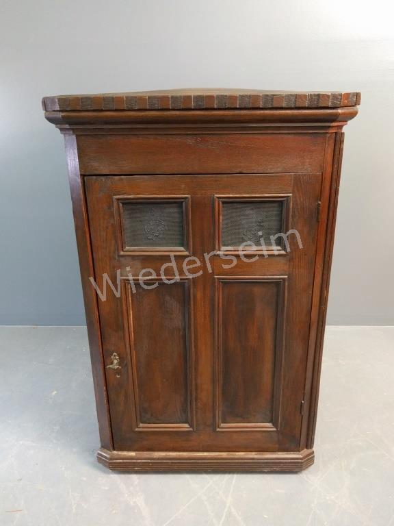 English Oak Cupboard