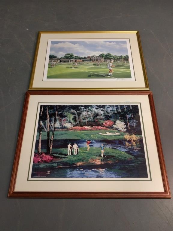 Two Sport Prints