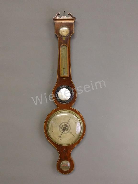 Banjo-form Barometer