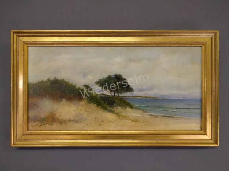 Charles G. Nye Painting