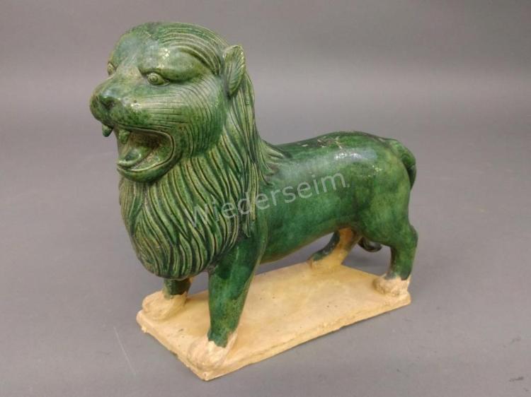 Terra-cotta Lion