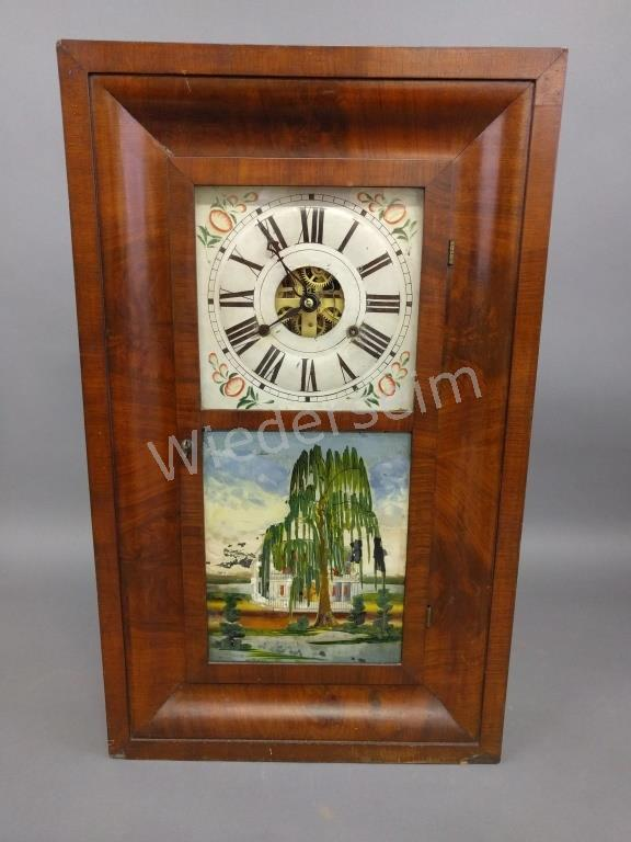Ogee Shelf Clock