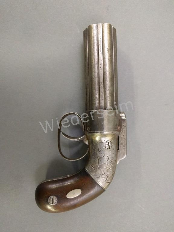 Pepperbox Pistol