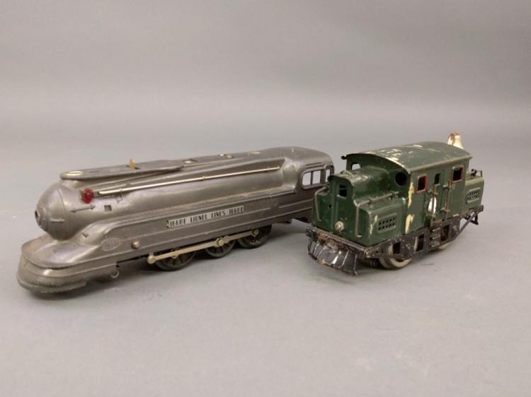 Lionel engine