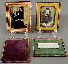 Daguerreotype of Elizabeth Bancker (case 4.5
