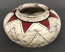 Southwest Indigenous American Pottery Vessel