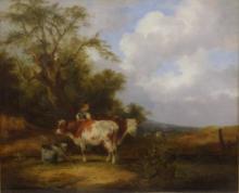 William Shayer I (England 1788-1879)