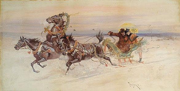 Thulstrup, Bror Thure de [American, 1848-1930]