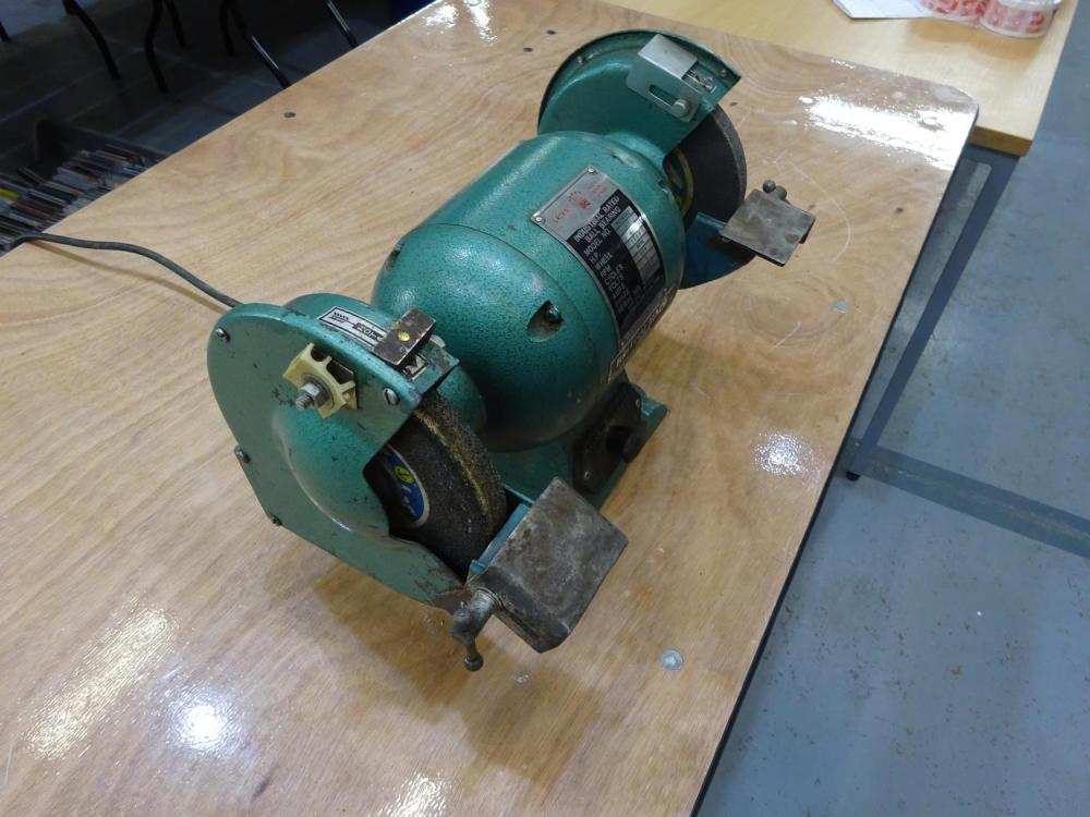 Pictures On Antique Bench Grinder For Sale