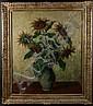 Alphonse van Beurden (1854-1938). A Signed Oil on, Alphonse