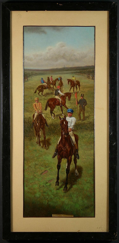 Douglas, Edward Algernon S (C.1850-1920). A Pair