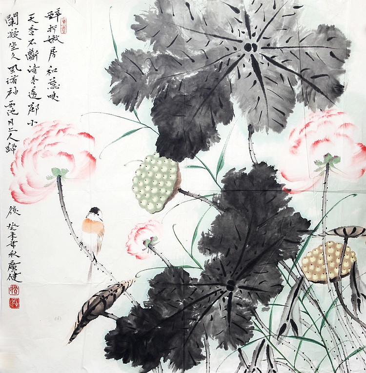 CAI GUANG JIAN (ATTRIBUTED TO, 1966 - )