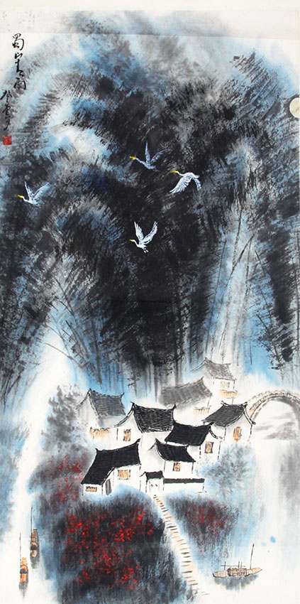 ZHANG DENG TANG (ATTRIBUTED TO 1944 -)