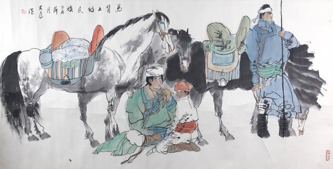LIU DA WEI (ATTRIBUTED TO, 1945- )