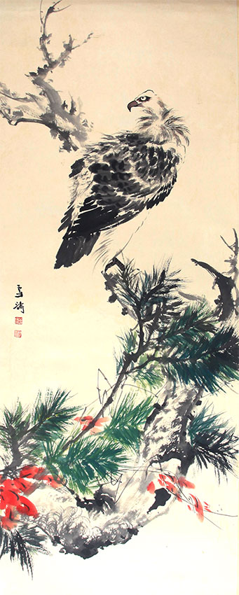 A WANG XUE TAO PAINTING, ATTRIBUTED TO