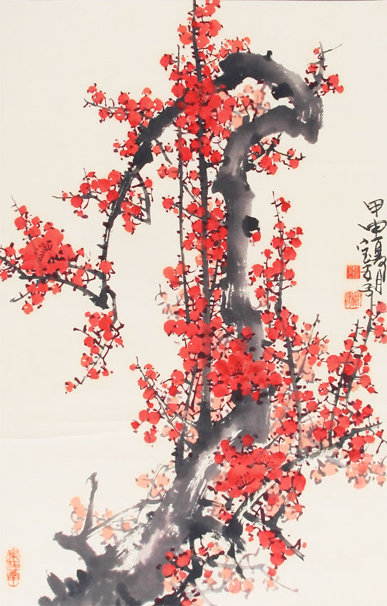 A LI BAO AN CHINESE PAINTING, ATTRIBUTED TO