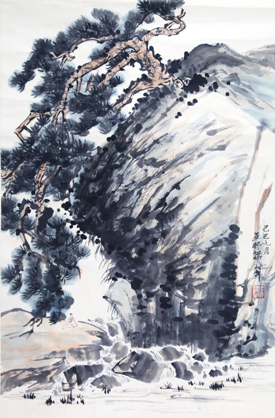 LIANG SHU NIAN (ATTRIBUTED TO 1911 - 2005)