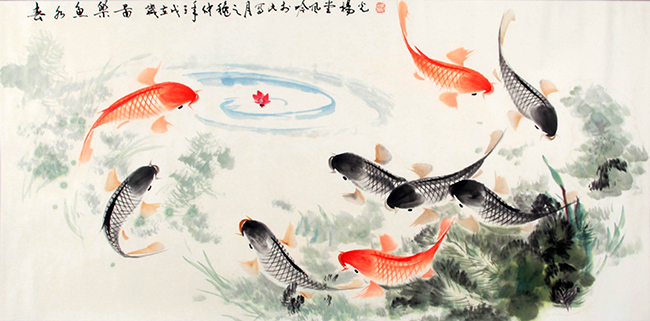 YANG GUANG CHINESE PAINTING (ATTRIBUTED TO)