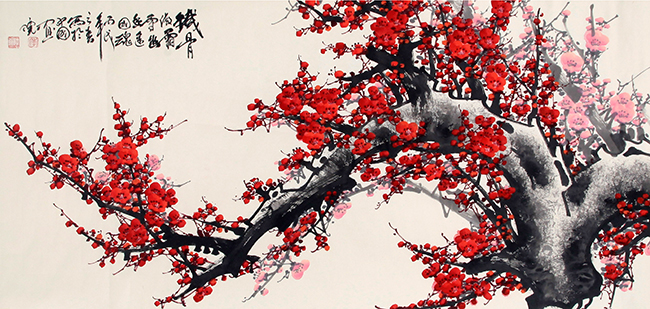 LI XIAO HUI CHINESE PAINTING (ATTRIBUTED TO)