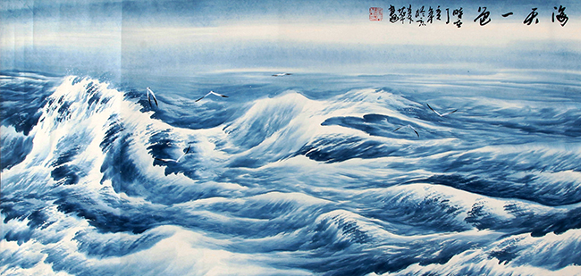 LIU MEI HUA CHINESE PAINTING (ATTRIBUTED TO)
