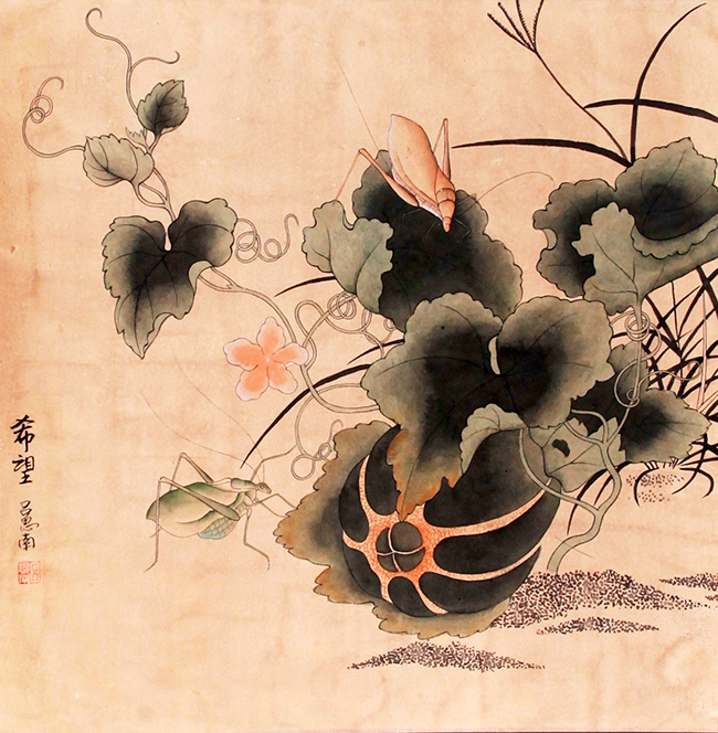 LV SI NAN CHINESE PAINTING (ATTRIBUTED TO)