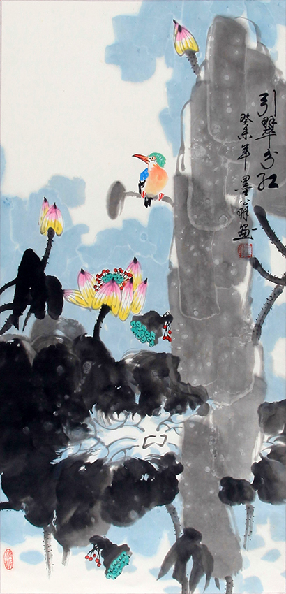 MO WENG CHINESE PAINTING (ATTRIBUTED TO)
