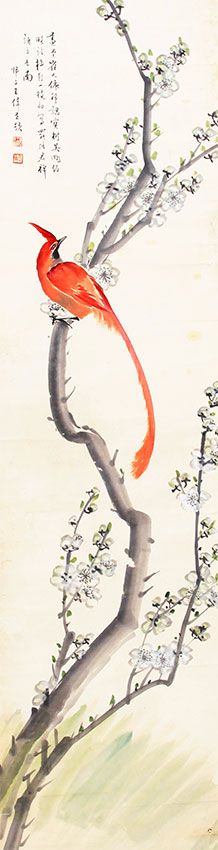 WANG WEI CHINESE PAINTING (ATTRIBUTED TO )