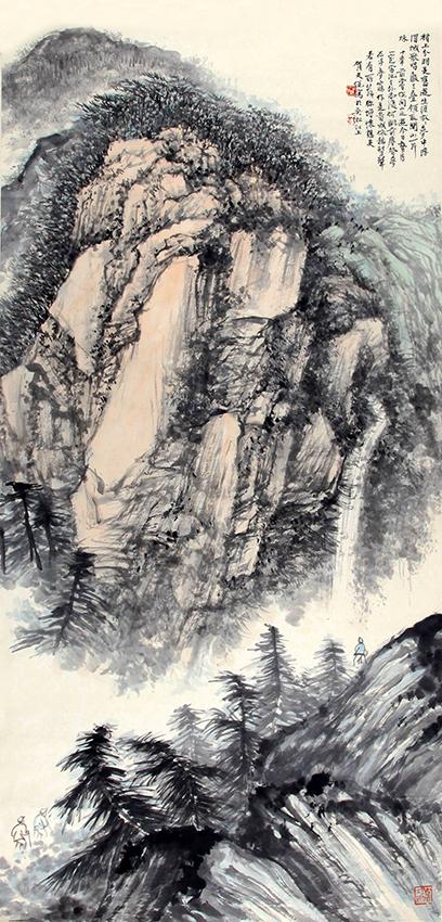 JIA TIAN JIAN (ATTRIBUTED TO,1891 - 1977)