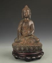Chinese Buddha Statues for Sale at Online Auction   Modern