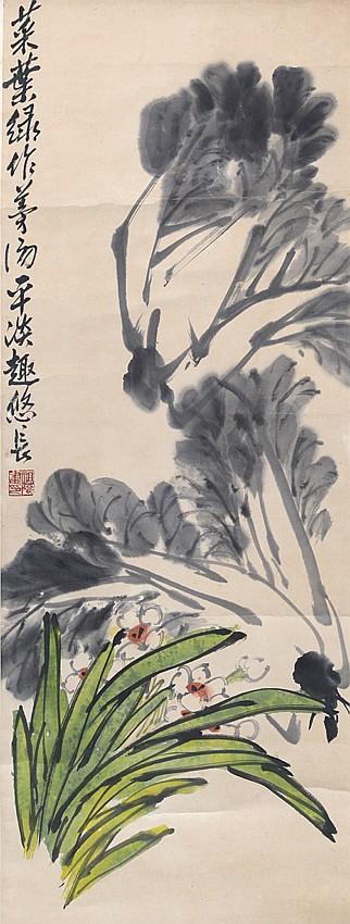 WEI ZU MENG (ATTRIBUTED 1937 - )