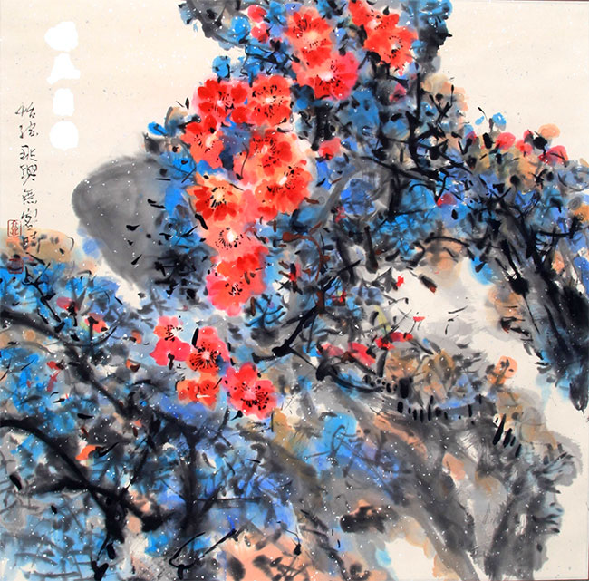 GUO YI SONG CHINESE PAINTING, (ATTRIBUTED TO )