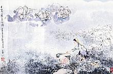 LI SHAN (ATTRIBUTED TO - 1926 )