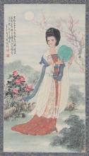 CHINESE PAINTING, ATTRIBUTED TO LIU HUI