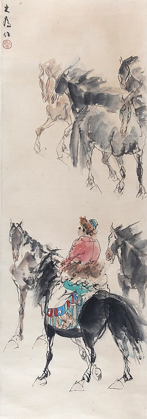 LIU DA WEI (ATTRIBUTED TO 1945 - )