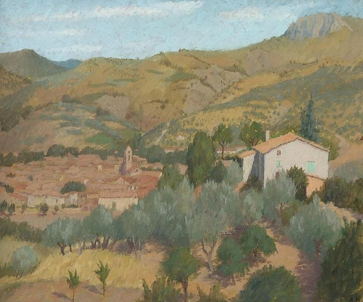 Anna Hornby (1914-1996),