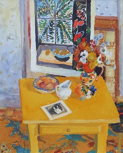 Geraldine Girvan (1947-),