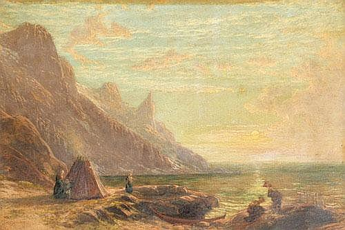 Charles Pettitt (fl.1855-1859),